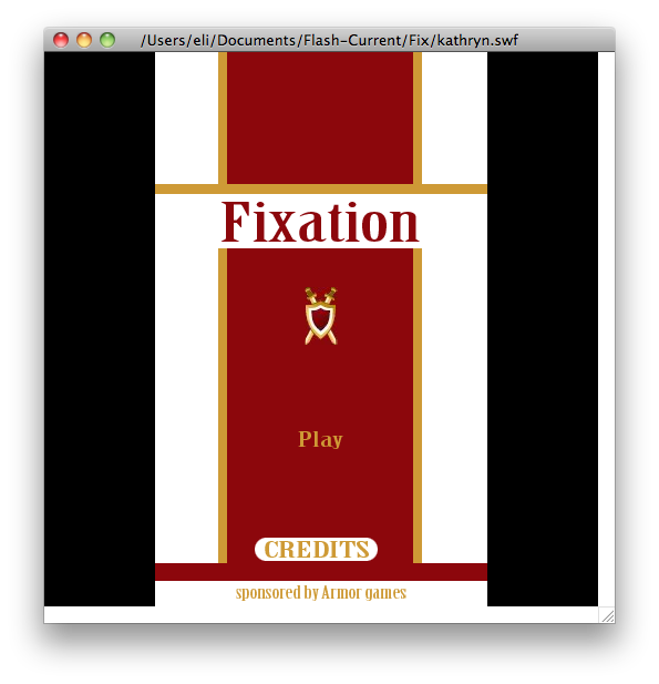 Fixation Preview (Cheat codes included)